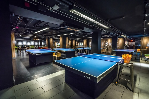 Photo of NYC / Tri-State event space venue SPiN NEW YORK's Full Venue