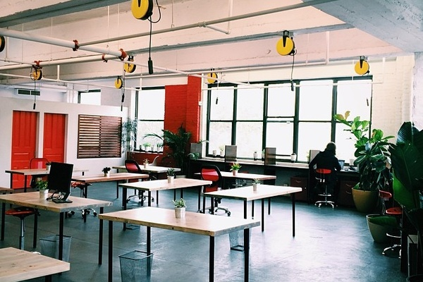 Photo of DC / MD / VA event space venue The Compound Cowork's Main Room