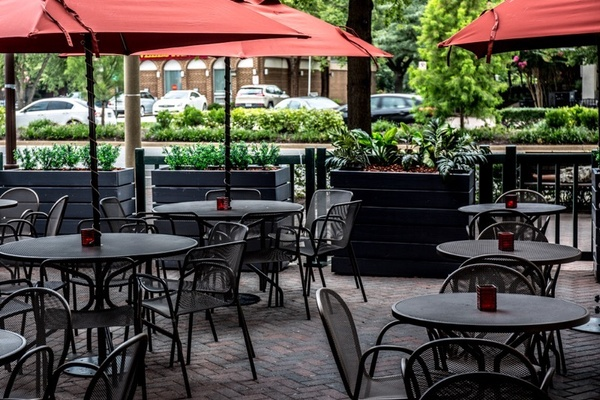 Photo of DC / MD / VA event space venue A-Town Bar & Grill's Patio