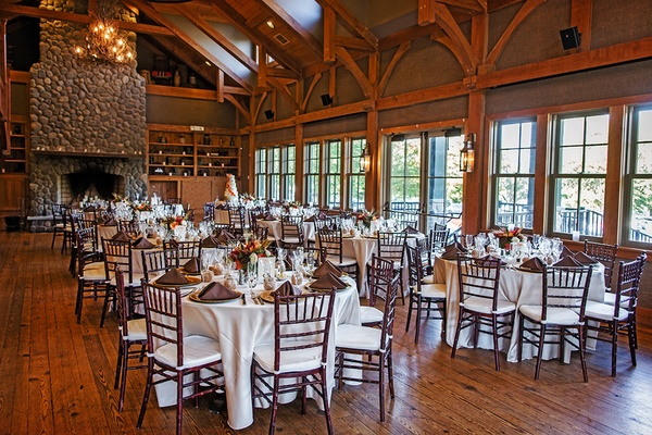 Photo of DC / MD / VA event space venue The Golf Club At South River's The Great Room