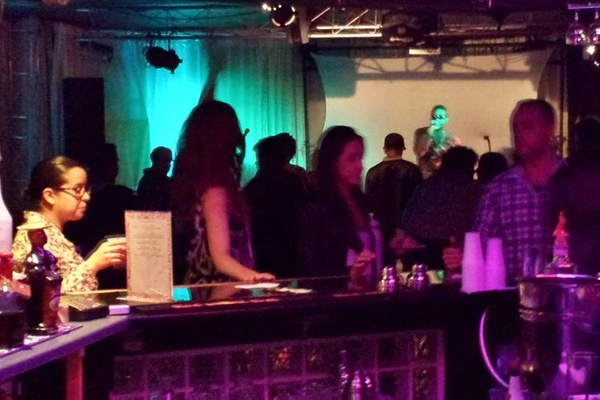 Photo of Greater New York event space venue The New Vibe Lounge's Main Space