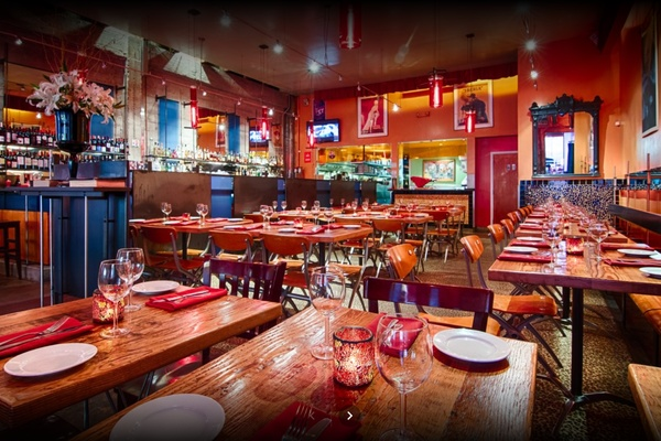 Photo of San Francisco event space venue B44 Catalan Bistro's Main Space