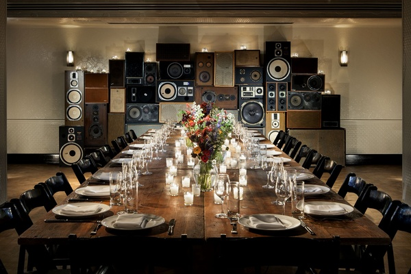 Photo of NYC / Tri-State event space venue Liberty Hall at Ace Hotel's Liberty A + C + E