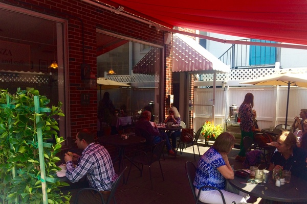 Photo of NYC / Tri-State event space venue Baldanza cafe's The Patio