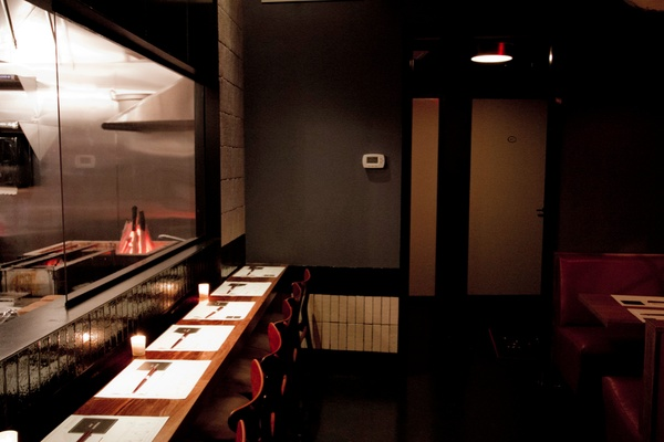 Photo of NYC / Tri-State event space venue Salt + Charcoal's Main Dining Room