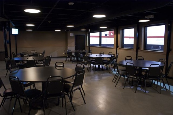Photo of Chicago event space venue WhirlyBall Vernon Hills's WhirlyBall Court 1