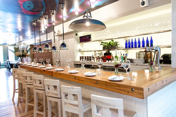 Photo of NYC / Tri-State event space venue Crave Fishbar's Raw Bar