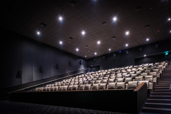 Photo of DC / MD / VA event space venue Silverspot Cinema Chapel Hill - Trilogy Restaurant's Theater 7