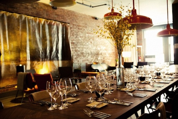 Photo of NYC / Tri-State event space venue Tasting Table's Main Dining Room