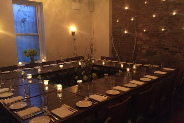 Photo of NYC / Tri-State event space venue Kingsley's Private Dining Room