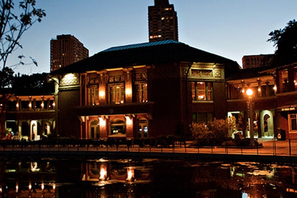 Photo of Chicago event space venue Cafe Brauer's Full Venue
