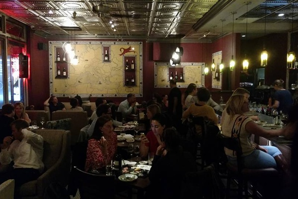 Photo of San Francisco event space venue Scopo Divino's Main Room