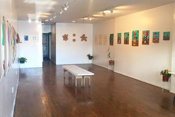 Photo of NYC / Tri-State event space venue The Living Gallery's Main Space