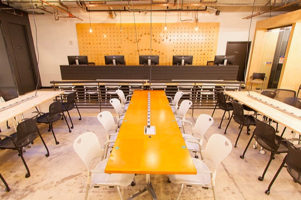 Photo of San Francisco event space venue Workshop Cafe's The Gallery