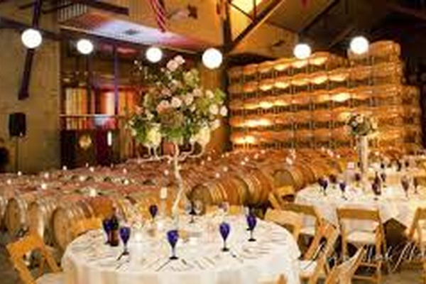 Photo of San Francisco event space venue Justin Vineyards and Winery's The Barrel Chai