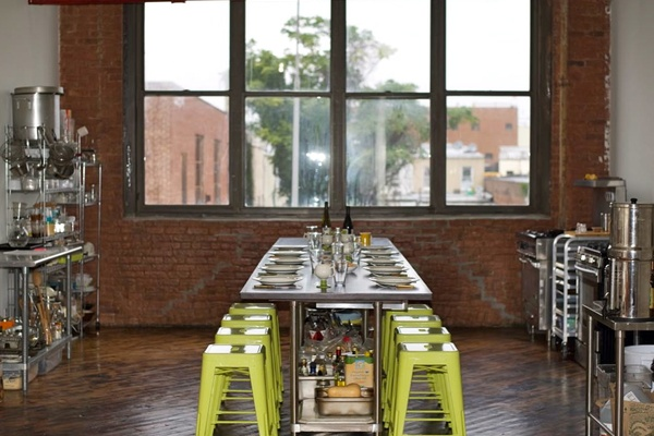 Photo of DC / MD / VA event space venue Purple Kale Kitchen Works's culinary studio