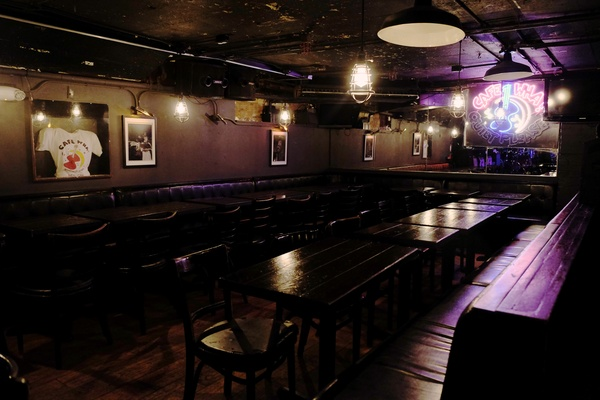 Photo of NYC / Tri-State event space venue Cafe Wha?'s Private Full Venue for 140+ People