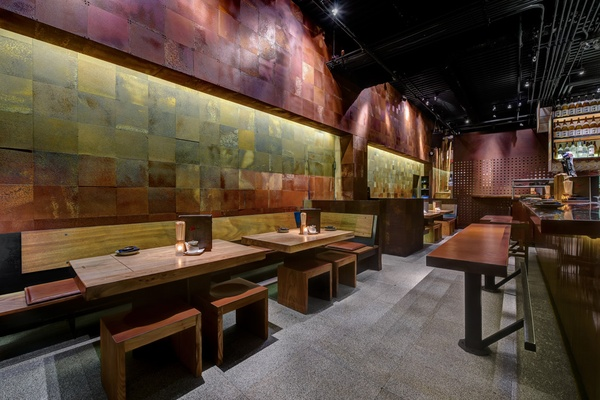 Photo of San Francisco event space venue Ozumo San Francisco's Sake Lounge