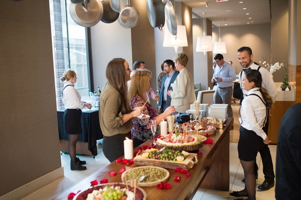 Photo of NYC / Tri-State event space venue AYZA PRIVATE EVENTS & CATERING's Penthouse / Rooftop