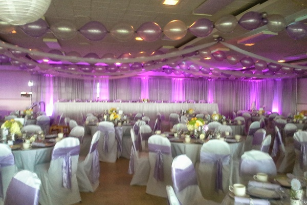 Photo of Wisconsin event space venue The East Side Club of Madison's Lake View Room