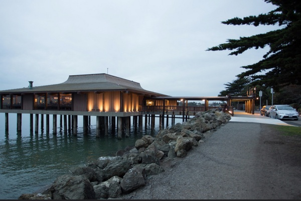 Photo of California event space venue Skates on the Bay's Full Venue