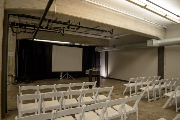 Photo of San Francisco event space venue Galvanize's Theater