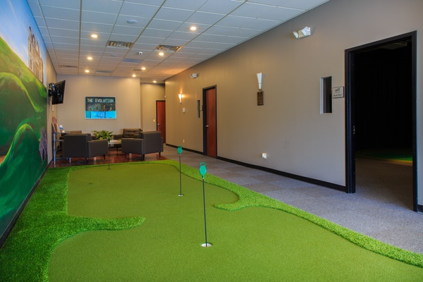 Photo of New Jersey event space venue GolfCave - Clark's GolfCave - Clark