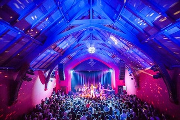 Photo of San Francisco event space venue The Chapel's The Chapel Music Venue