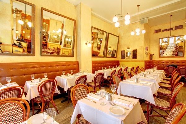 Photo of NYC / Tri-State event space venue Cafe Du Soleil's Main Space