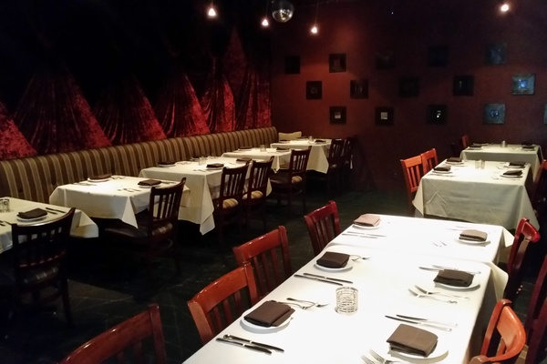 Photo of San Francisco event space venue Sauce: Gough's The Supper Club