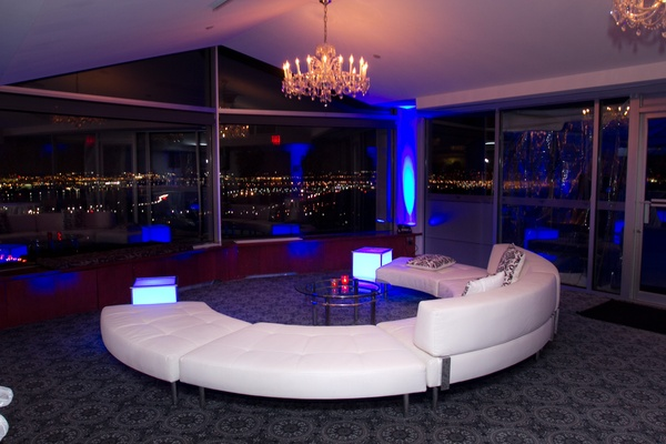 Photo of DC / MD / VA event space venue Top of the Town's Reception Facility Section C