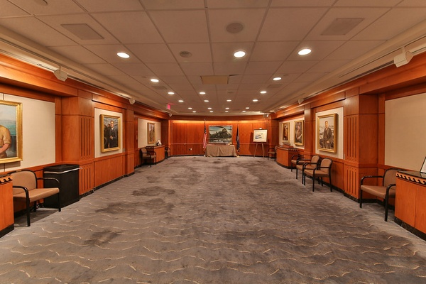 Photo of DC / MD / VA event space venue US Navy Memorial - Naval Heritage Center's The National Chief's Mess