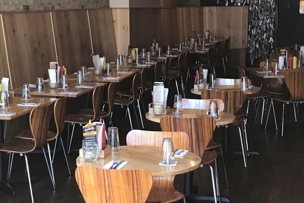 Photo of Chicago event space venue Burger Bar - Lincoln Park's Cocktail Area