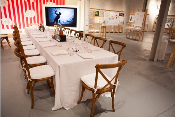 Photo of NYC / Tri-State event space venue MOFAD - Museum of Food and Drink's MOFAD LAB