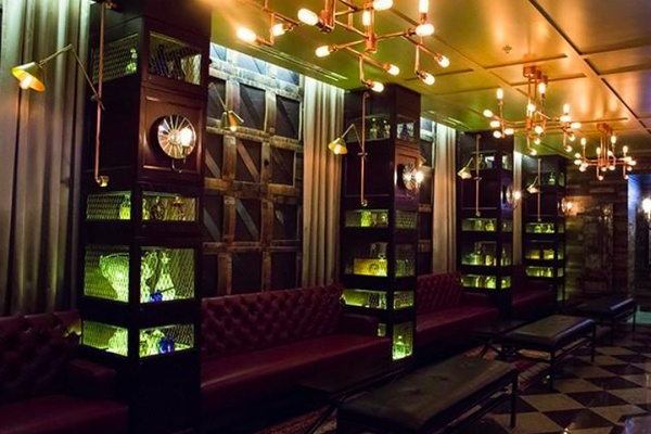 Photo of Chicago event space venue The Berkshire Room's The Whiskey Vault