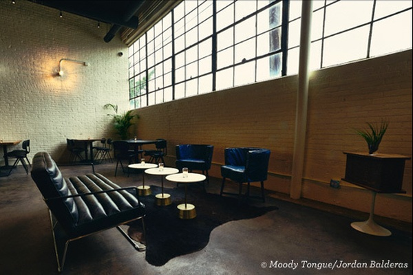 Photo of Chicago event space venue Moody Tongue Brewing Company's The Tasting Room - Buyout