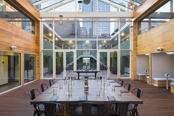 Photo of NYC / Tri-State event space venue Cachet Boutique NYC's The Retreat