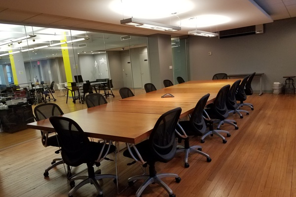 Photo of NYC / Tri-State event space venue Voyager's Professional Flatiron Board Room