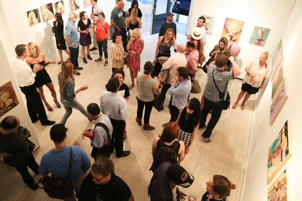 Photo of NYC / Tri-State event space venue Untitled Productions's Soho Gallery