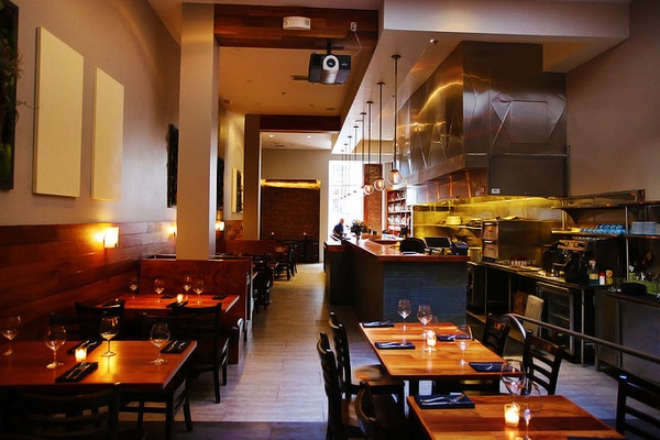 Photo of San Francisco event space venue The Barrel Room/Parigo's Large Dinner Reservation