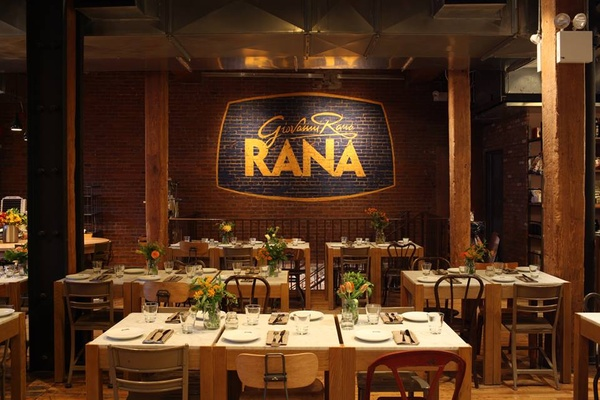 Photo of NYC / Tri-State event space venue Rana Restaurant's Full Restaurant Buyout