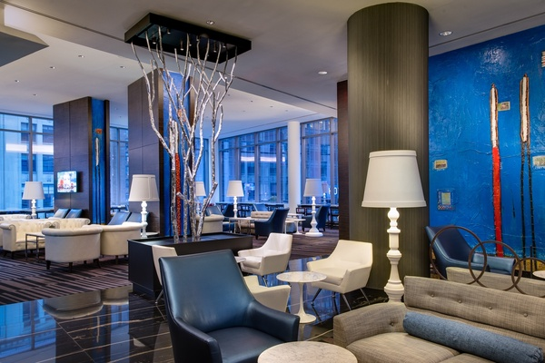 Photo of NYC / Tri-State event space venue Courtyard by Marriott Central Park's Columbus Room