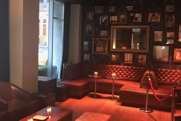 Photo of NYC / Tri-State event space venue Whiskey Blue's Semi Private Reception Space