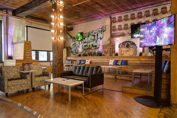 Photo of Chicago event space venue Lacuna Lofts's Reverie Gallery