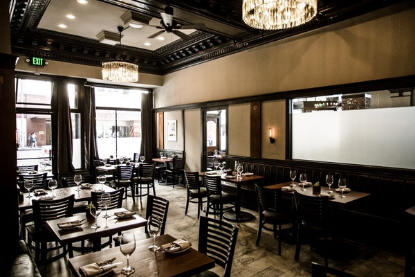 Photo of San Francisco event space venue The Keystone's Private Dining Room (PDR)