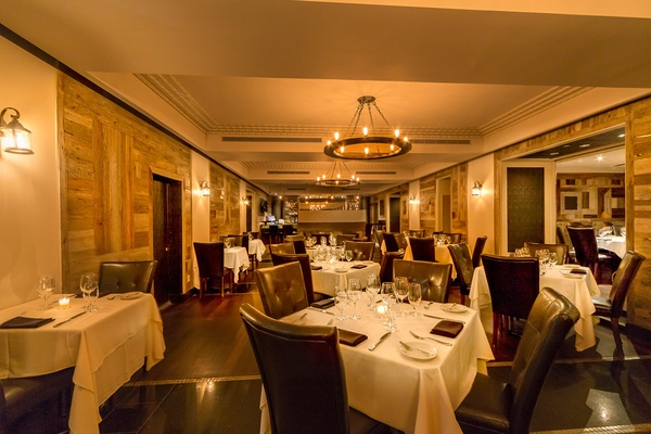 Photo of NYC / Tri-State event space venue Angus Club Steakhouse's Downstairs Dinning Room