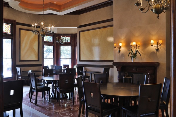 Photo of San Francisco event space venue The Payne Mansion Hotel's Sutter Room