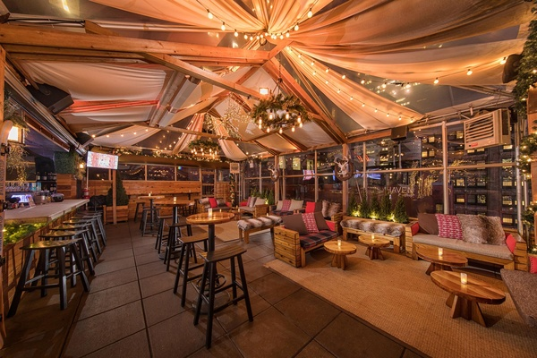 Photo of NYC / Tri-State event space venue Haven Rooftop & Tender Restaurant at the Sanctuary Hotel's Rooftop - South Bar