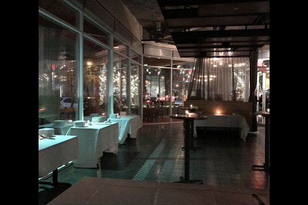 Photo of San Francisco event space venue Red Dog Restaurant & Bar's Main Space