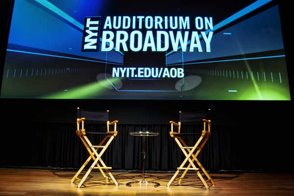 Photo of NYC / Tri-State event space venue NYIT Auditorium on Broadway's Theater